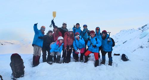 第20回 子どもたちのアラスカキャンプ〜マタヌスカ氷河〜